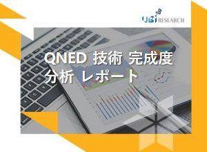 QNED, Samsung Display, nano-rod